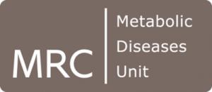 MRC Metabolic Diseases Unit logo