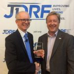 Dr Roman Hovorka receives JDRF Grodsky Award for work on artificial pancreas