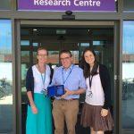 Research ECOsystem: Frank Waldron-Lynch, Jane Kennet and Katerina Anselmiova win award