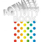 Cover image for the MRC Cambridge Activity book