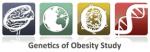 Genetics of Obesity Study logo