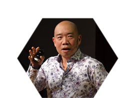 Dr Giles Yeo