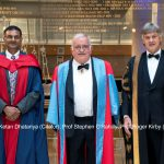 RSM awards ceremony